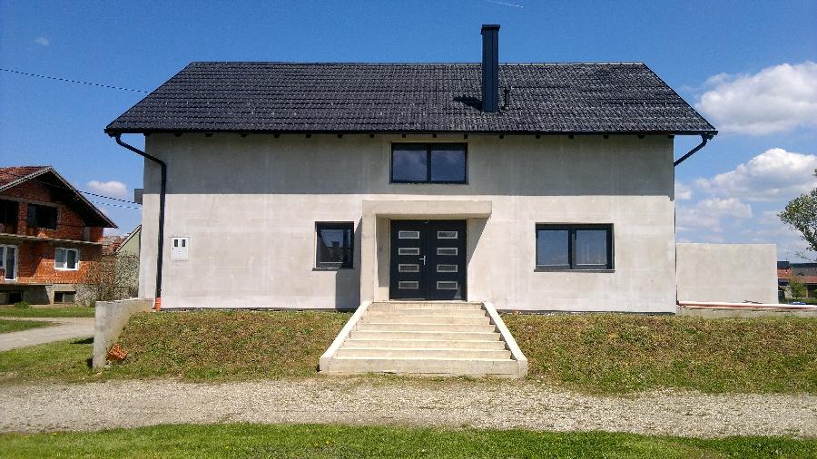 Obiteljska kuća Žganec, Gornji Kraljevec