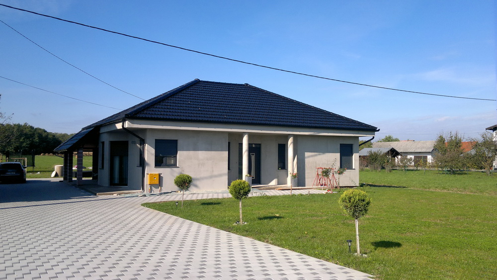 Obiteljska kuća, Slemenice