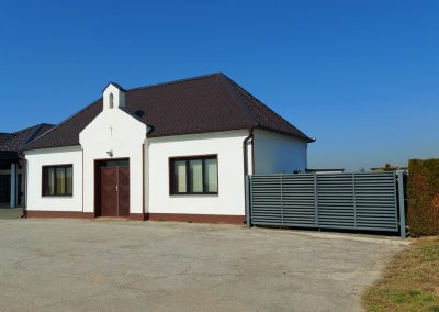 Stara grobna kuća, Križovec-Peklenica – Obnova